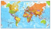 This is a picture of a map representing travel
