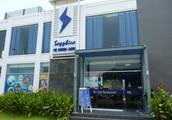 The Sapphire Lounge