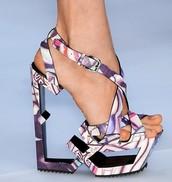 los zapatos