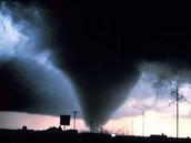 A fat tornado desrupting many places.
