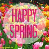 Happy 1st Day of Spring