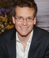 The author of the book, John Green.