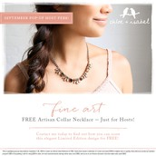 September Hostess Exclusive Necklace
