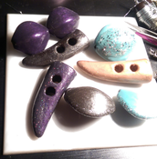 True Vintage Beads/Buttons