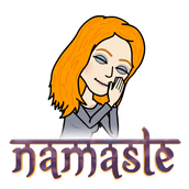 "Repeat After Me: ""Namaste"""