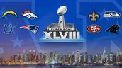 Super Bowl 48 is coming soon! Buy your tickets now!