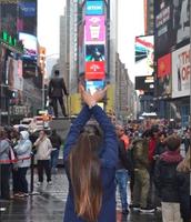 Nati Takes New York!