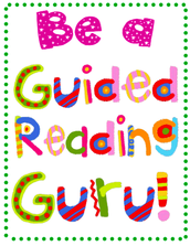 Celebrating Guided Reading