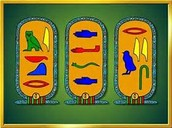 Egyptian Cartouche with Self-Portrait - Grades 3-6 - 4pm-5pm - ES MPR