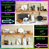 Need Kitchen tools and cash ?