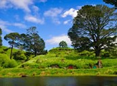 Middle-Earth at the Hobbiton
