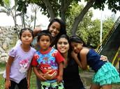 Layanne no Perú