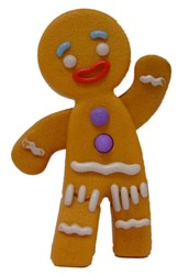 Missing Gingerbread man