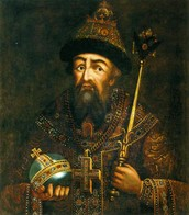 The Russians adopted Christianity from the Eastern Orthodox and their dress reflected those changes.