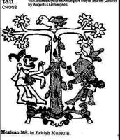 Aztec Tree of Life.