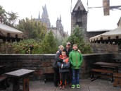 at Harry Potter
