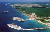 This is Cozumel Mexico