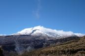 Nevado del Ruiz (las montanas)