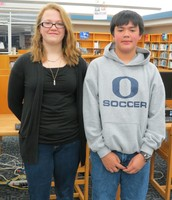 8th Grade Students of the Month