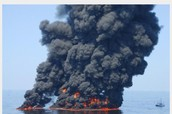Are there any harmful effect on the earth from creating or using oil?