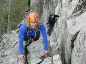 Join us this summer for a weekend of climbing just for the ladies!