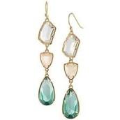 Pippa Stone earrings $18
