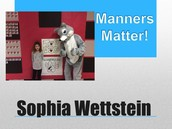 Sophia Wettstein