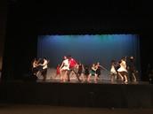 Choreography by BA Dance Teachers