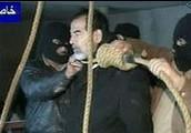 Saddam es ahorcado