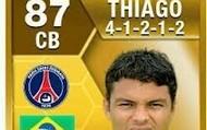 Thiago Silva 87 rating !!!
