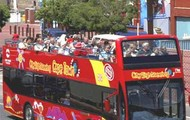 cape town tour by  bus