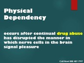 Physical Dependency
