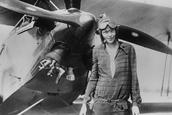 Who is Amelia Earhart?