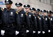 Yorktown Police Officers