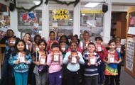 School-Wide Reading and Writing Contests
