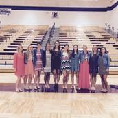 Buhler Varsity Volleyball Team