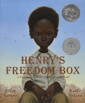 Henry's Freedom Box-A true story from the Underground Railroad