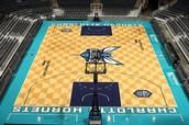 Hornets Basketball Quart