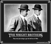 Wilbur wright and Orville wright
