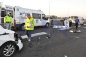 חלק ראשון- תיאור מיקרה התאונה: