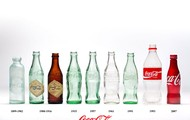 Changing trends in the design of the bottle