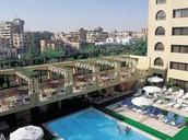 Le meridien Heliopolis- $742