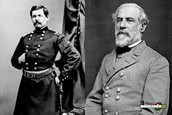 Union and Confederate Generals