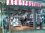 Tax at Aeropostale