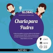 REUNION DE PADRES PARA EP's: