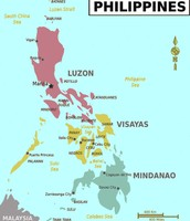 Philippine Map BY: Isabelle