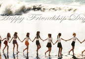 Toasting to you on friendship day ;-)