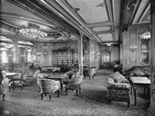 First class lounge room