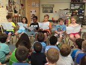 First Grade reader's theater