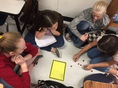 Mrs. Thom's Students Learn Probability with Games!